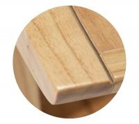 Eero rectangular tapa de madera  (C)