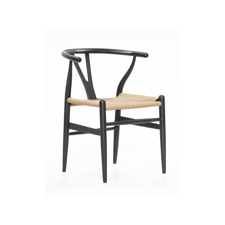 Silla Wishbone réplica color | Good Wood